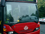 Scania bioetanolos busz