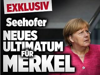 Két hetet kapott Merkel - szakítás előtt a CDU és a CSU?