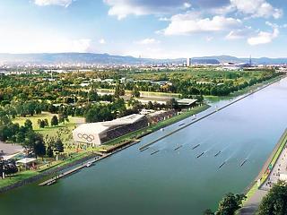 Hiába az erdőirtás, nem kell környezeti hatásvizsgálat a Dunai Evezős Központ miatt