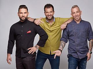 RTL Klub: újra jönnek a sztárszakácsok