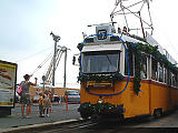 Az utolsó UV villamos Budapesten