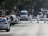 Képek a Teréz körúti robbanás helyszínéről