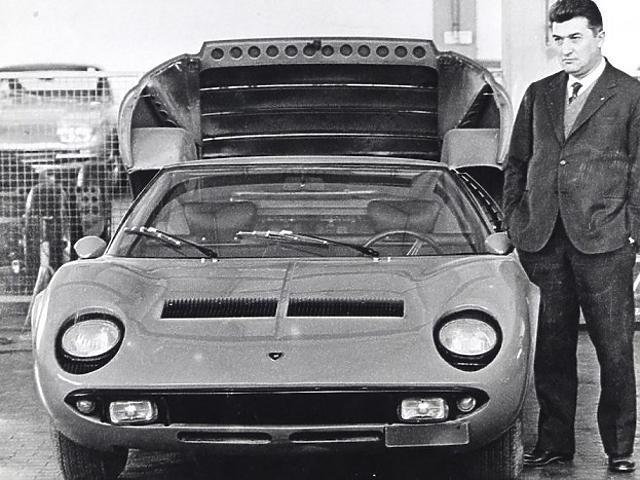 25 éve halt meg az exkluzív sportautók megálmodója, Lamborghini