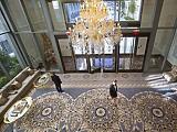 Ilyen luxusszállót nyitott Trump