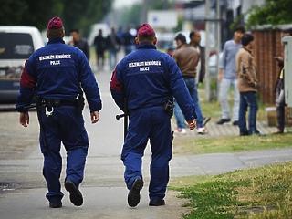 408 milliárd forintot költött a rendőrség határvédelemre 2015 óta