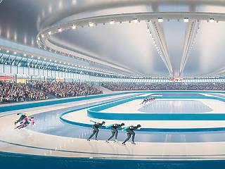 2,3 milliárdért tervezik Kósa korcsolyázó központját