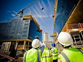 Olyan nyaktörő iramban nőtt az építőipar, mint még soha