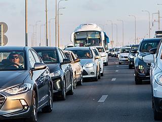 Az ingyenes parkolás eredménye: a budapesti a legrosszabb levegő Európában a járvány után