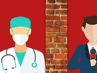 TASZ-kutatás: szintet lépett az információk titkolása a járvány alatt