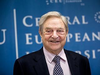 Soros György az év embere a Financial Timesnál