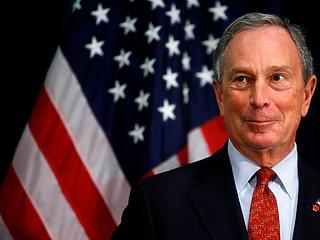 Saját zsebből fizeti ki Michael Bloomberg az USA klímaszámláját