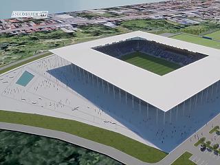 10 milliárd forintból kap új stadiont Mészáros horvát fociklubja
