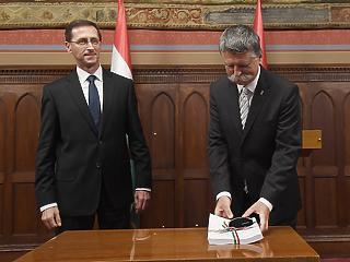 A parlament lajstromba vette a 2021-es költségvetést
