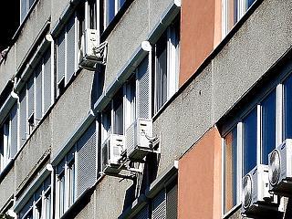 Megduplázódott a kereslet a klímás lakások iránt