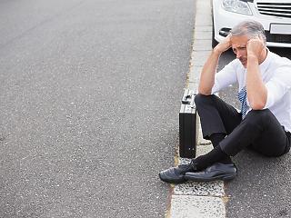 Három éves mélypontjára zuhant az üzleti bizalom