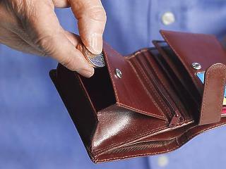 A vártnál később kezdhet csökkenni a pénzromlás