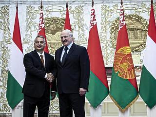 Máris figyelmeztette Brüsszel Lukasenkát