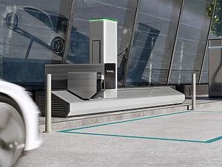 Autonóm töltőállomást mutatott be a Siemens