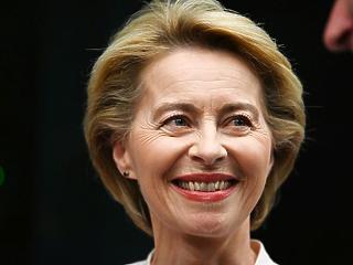 Eldőlt: Ursula von der Leyen lett az Európai Bizottság elnöke