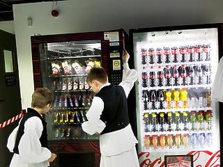 344 millióért vette magához az állam az italautomaták felügyeletét