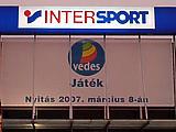 Intersport budaörsi megnyitó