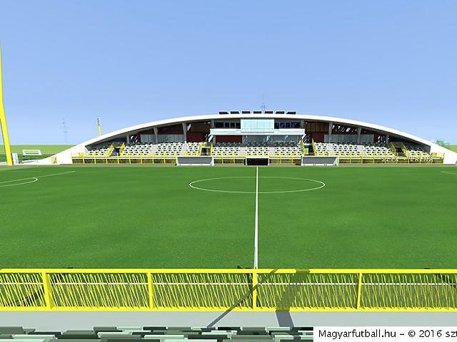 Kapaszkodjon: így néz ki egy fél évet csúszó stadion ellenőrzése!