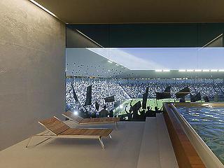 Durván drágulhat Mészáros eszéki stadionja