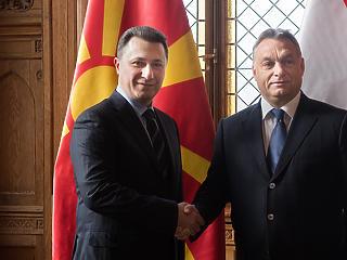 Pécelen alapított céget Nikola Gruevszki, akinek a szökését a magyar kormány segíthette