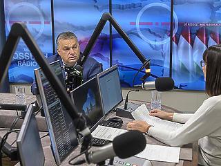 Orbán Viktor szerint bőven van tartalék az egészségügyben