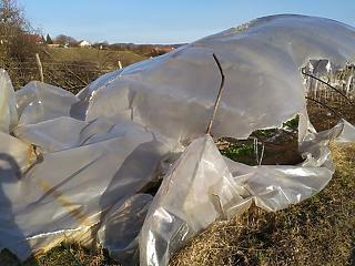 A magyar gazdák is izgulnak az extrém időjárás miatt