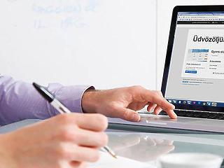 A vállalkozások fele küld online számlát a NAV-nak
