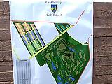 A csákberényi golfpálya alapkőletétele