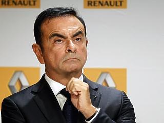 Letartóztatták a cégvezért, zuhannak a Renault részvények