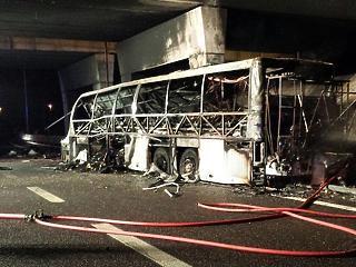Súlyos büntetés bevezetését tervezik a veronai buszbaleset miatt