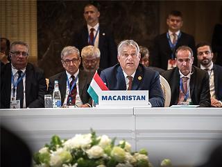 Orbán Viktor: Magyarország azért harcol, hogy közel hozza az EU-hoz Azerbajdzsánt és Törökországot