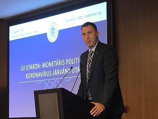 MNB-alelnök: Az újraindulás ára az infláció megugrása