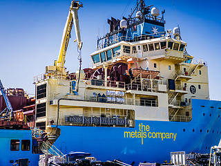 200 millió dolláros léket ütöttek a mélytengeribányász-cégen, talán mégsem indul be az óceánfenék leborotválása