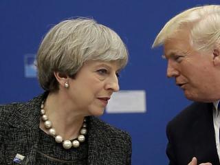 Trump Maynek: pereld be az EU-t!