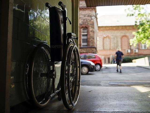 A magyar férfi 58 évesen kerül először kórházba