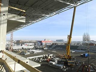 Egyszerre drágult a Vasas és a Paks stadionja is