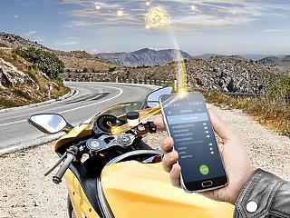 A Continental megoldotta: a motorosok zsebében maradhat a mobil