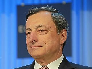 A gázra léptek Draghiék
