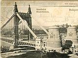 50 éve született újjá az Erzsébet híd