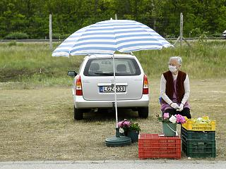 Visszajöhet az idősek vásárlási idősávja