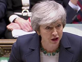 Leszavazták a no-deal Brexitet