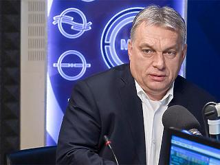 Orbán: ha ez így megy tovább, akkor a magyarok el fognak fogyni