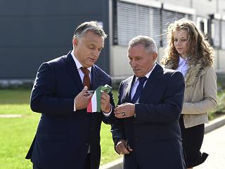 Orbán Viktor kedvenc fuvarosa nagy tervekkel beszállt a gázbizniszbe