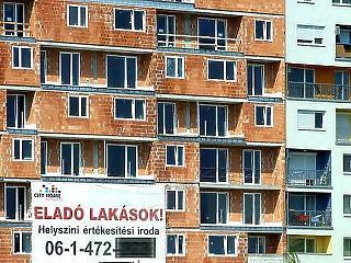 Öt év alatt két hónapot gyorsult az ingatlanok eladása