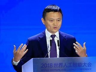 20 évig is elhúzódhat az USA-Kína kereskedelmi háború Jack Ma szerint
