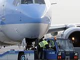 Földi kiszolgálás a repülőtereken